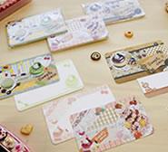 Sweets deco メッセージカード