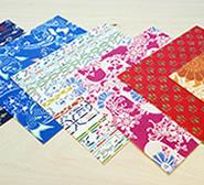 """喜多方の染型紙 """"会津型"""" わがみ"""